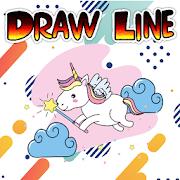 Draw Line Challenge : One line 300++ Puzzle level APK