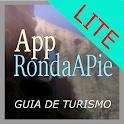 RondaAPieLite: turismo ronda icon