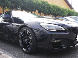 6シリーズ グランクーペ  640i Mスポーツ ディーラーデモカーのカスタム事例画像 katsunoryさんの2019年09月30日14:07の投稿