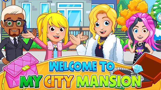 My City : Mansion Mod