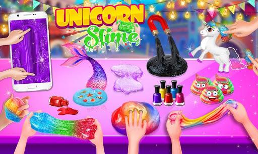 Unicorn Slime Maker and Simulator 3.3 screenshots n 1