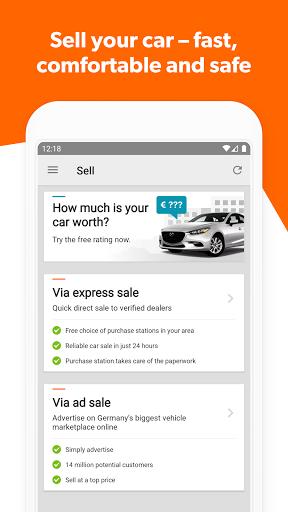 mobile.de – Germany's largest car market 8.11.1 screenshots 7