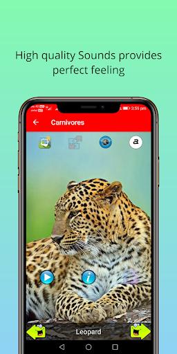 150 Animal Sounds 310 screenshots 13