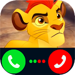 Call Lion From Kion - Prank