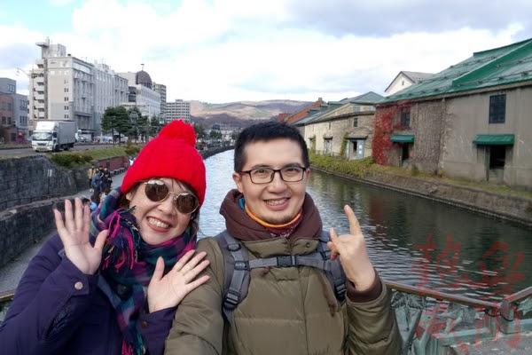 嵐 5x20 紀行:小樽運河、小樽音樂盒堂