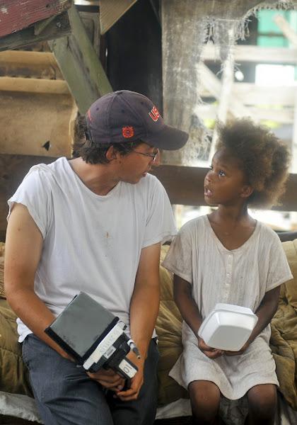 Photo: Benh directing Quvenzhané - _DSC7344.JPG
