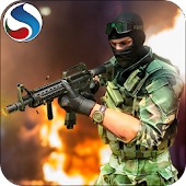 Army Sniper Action Shooting Mission Survival