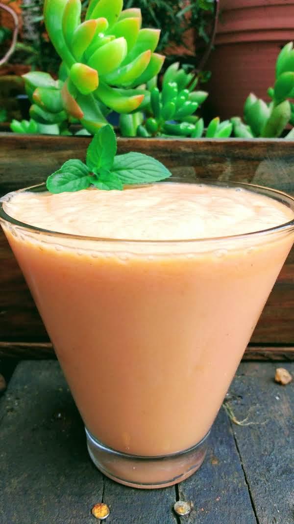 Papaya Lassi Recipe