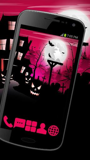 Halloween Theme GO ADW APEX
