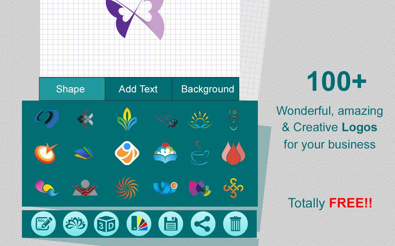 logo generator android apps on google play logo generator screenshot