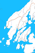 Photo: Porkkalanniemi, high.png file from Karttapullautin with blue lines