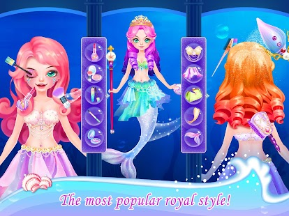 Mermaid High School: Princess Dream Love Story- screenshot thumbnail