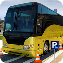 City Coach Bus Parking Simulator Driving School icon
