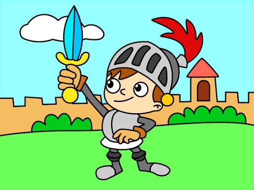 Coloring games : coloring book 1.0.18 screenshots 1