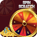 Spin and scratch To Win Cash 2020 icon