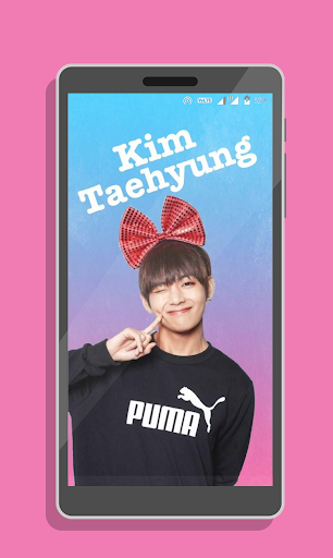 Bts V Kim Taehyung Wallpapers Kpop For Fans Hd Apk Download Apkpure Co