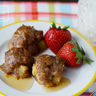Sausage and Pancake Breakfast Balls