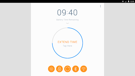 Battery Time Saver & Optimizer Screenshot 10