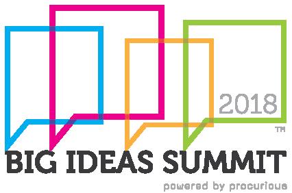 BIG IDEAS LONDON   Big Ideas Summit