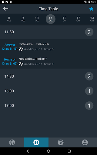 Football Bet Analyser u26bd Predictions, Tips and Odds 3.2.0 Screenshots 19