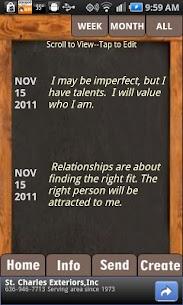 Self-Esteem Blackboard 5