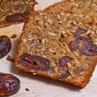 Medjool Date and Walnut Bread.