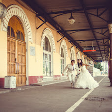 Wedding photographer Nadezhda Andreeva (nadin-foto). Photo of 24.06.2014