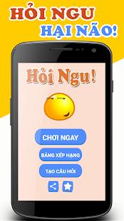 Hỏi Ngu - Hỏi Ngu Hại Não - náhled