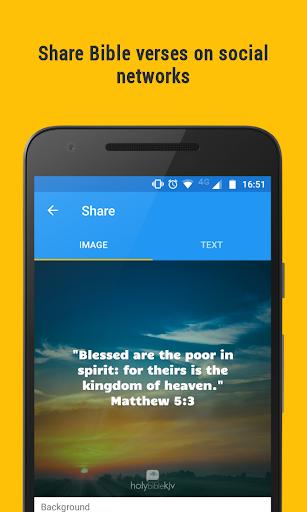 Holy Bible KJV Offline 3.3.2.44 screenshots 1
