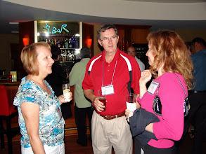 Photo: Francine & Darryl Boyce (center)