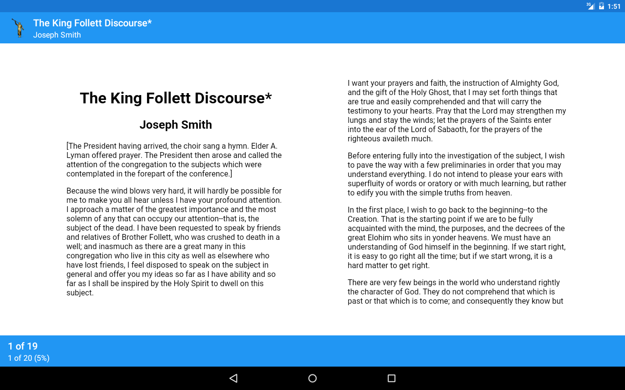 Journal of Discourses- screenshot