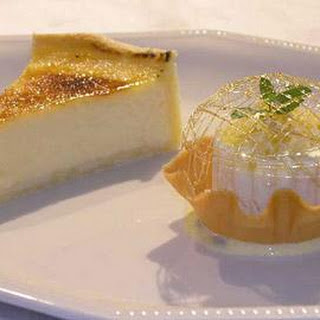 Glazed Lemon Tart Recipe