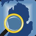 Michigan Real Estate Search icon