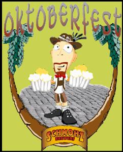 Logo of Schmohz Oktoberfest