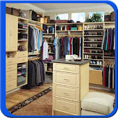 Bedroom Closet Organizer