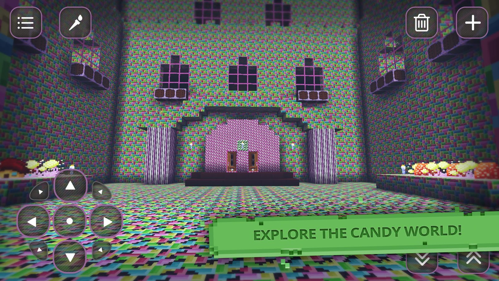 Candy girls craft exploration android apps on google play candy girls craft exploration screenshot ccuart Image collections