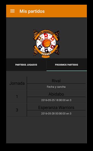 Liga Cooperativa de Baloncesto screenshots 3