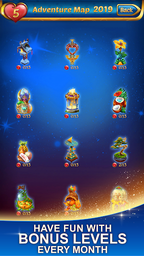 Lost Jewels - Match 3 Puzzle filehippodl screenshot 2