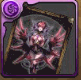 暴虐の女帝ベリアルのカード