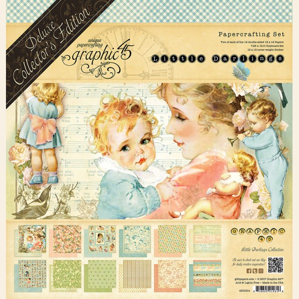 Little Darlings - Deluxe Collector's Edition