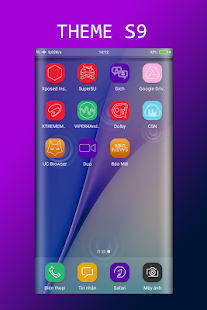 Download S9 launcher , Samsung Galaxy S9 Icon pack Apk 1 1 6,s9