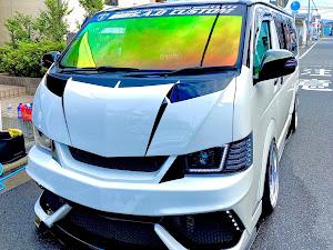 ハイエースバン TRH200V S-GL TRH200V H19年型のカスタム事例画像 DJけーちゃんだよさんの2020年09月28日01:00の投稿