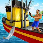 Fishing Ship Simulator 2020 : Fish Boat Game