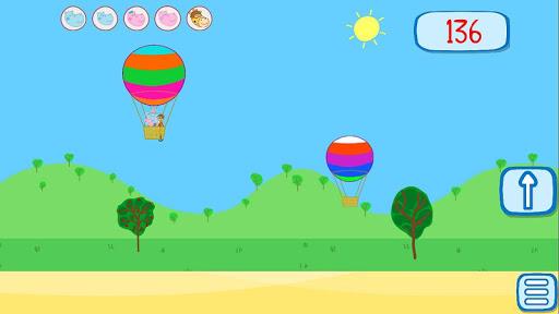 婴儿气球之旅