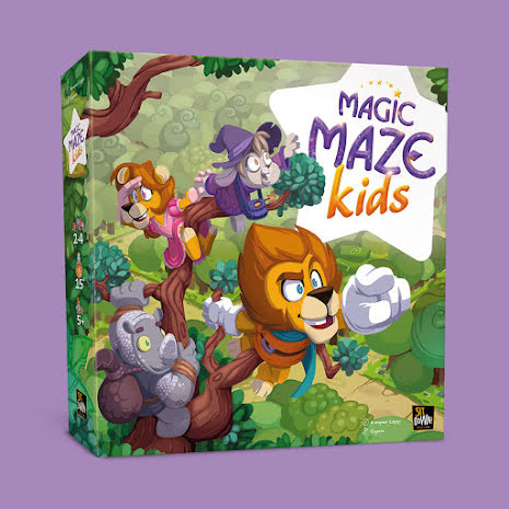 Magic Maze Kids (EN)