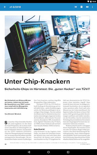 c't Magazin 3.4.7 screenshots 14