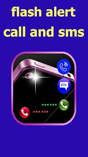 Flash Alerts  sms et  call - náhled