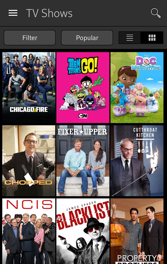 XFINITY TV - Android Apps on Google Play