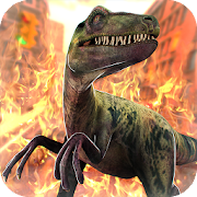Game Dinosaur Jurassic Destruction apk for kindle fire