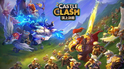 Castle Clashuff1au9802u4e0au6c7au6226  screenshots 1